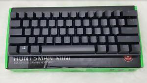 Razer Huntsman Mini 60% Optical Gaming Keyboard with Razer Linear Optical Switch