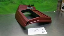 CHEVY S-10 S-15 BLAZER GMC JIMMY 4X4 TRANSFER SHIFT CONSOLE ! RED