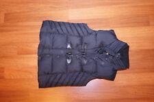Esprit  Damen Stepweste Gr. 44 schwarz wenig getragen