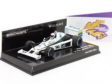 "Minichamps 410790027 # Williams FORD FW06 F1 1979 No.27 "" Alan Jones  USA "" 1:43"