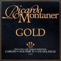 Ricardo Montaner Gold - Montaner Ricardo 2 CD Set Sealed ! New !