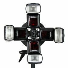 Godox Camera Flash Gun Speedlite Adapter Holder Bracket Cover Hot Shoe Mount