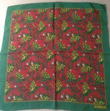 ** Christian Dior All Silk Pocket Square Handkerchief