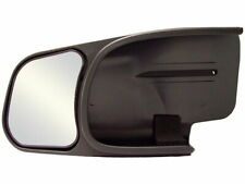 Black /& Chrome ADR Power Side View Mirror LH FOR 00-02 CHEVROLET TAHOE YUKON