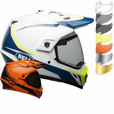 Bell Mx9 MIPS Adventure Helmet Torch Orange Black Medium