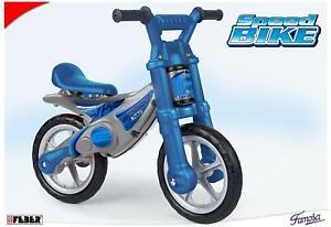 Feber Bicycle and Vehicle Speed Bike Blue Balanced Vehicle for Kids
