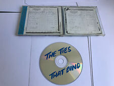 Bruce Springsteen – The Ties That Bind RARE CD - MINT 1994