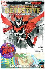 """DETECTIVE COMICS #854  BATMAN REBORN BATWOMAN """"ELEGY PART 1""""  DC COMICS"""