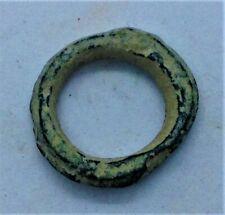 Ancient Celtic Ring Proto Money - Very Rare 4Th Century Bc (Full Coa)