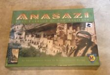 Anasazi Lost Pueblos Of The Ancients Board Game NEW factory sealed