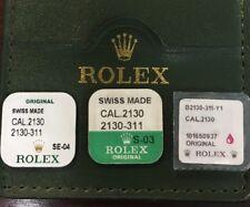 69174 69173 69178 68274 68273 68278 Rolex Original Mainspring 2135 2130 Calibers