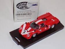 1/43 Model Lola T-70 MK III BOAC Brands Hatch Surtees Hobbs  1967 La Mini Minera