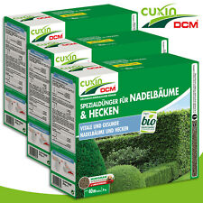 Cuxin DCM 3 kg Concime Speciale per Conifere e siepi