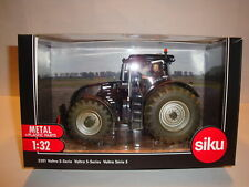 Siku Sondermodell Valtra S 352 Black 1/32 limitiert Agritechnica 2013 Dirte Look