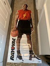 Vintage Michael Jordan RayoVac Life Size Poster Original Authentic 1996 Cutout