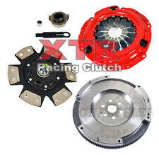 XTR STAGE 3 CLUTCH KIT & FLYWHEEL for 1998-2003 FORD ESCORT ZX2 2.0L DOHC 4CYL