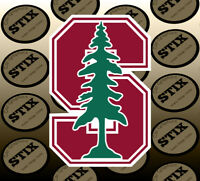 Stanford Cardinal Logo NCAA Vinyl Die Cut Sticker Car Window Bumper Decal