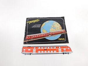 CT342-0, 5 # Fleischmann H0 Catálogo… En Aller Mundo! De 1955