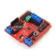 Funduino XBee Sensor Expansion Board V5 Bluetooth rs485 interface module de carte sd