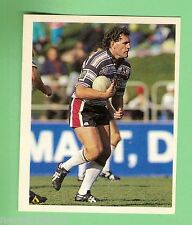 1993  GOLD COAST SEAGULLS  SELECT RUGBY LEAGUE  STICKER  #108  BRENT TODD