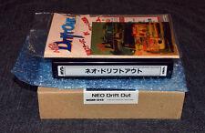 Neo Drift Out/Driftout by Visco JPN MVS Kit • Arcade JAMMA • SNK Neo Geo *NOS