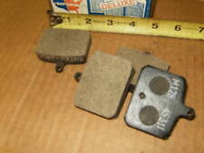 New Disc Brake Pads D-80 '69-72 Peugeot 404 Fronts