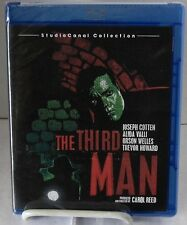 The Third Man (Blu-Ray Disc, Sept 2010) Carol Reed Classic Film Noir w O. Welles
