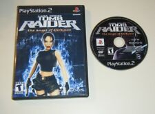 Lara Croft: Tomb Raider The Angel of Darkness GAME & CASE - Playstation 2 PS2 GC