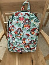 Disney Little Mermaid Ariel Backpack Nwot