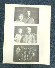 Minara Nova Ruth Berman 1982 Star Trek TOS Fanzine