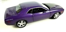 Highway 61 2006 Dodge Challenger Concept Car Purple