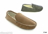 MENS  MOCCASSINS / SLIP ON HOUSE SLIPPERS - cool slumberz ers size 7/8/9/10/11/1