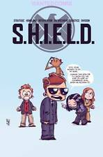 SHIELD #1 SKOTTIE YOUNG BABY VARIANT COVER MARVEL COMIC AGENTS OF PHIL COULSON