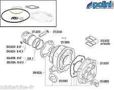 Pochette Joints Haut-moteur 70cc Polini Fonte 209.0226 Yamaha Aerox 50 2t