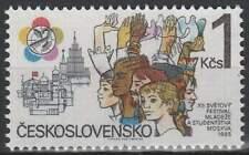 Tjechoslowakije postfris 1985 MNH 2823 - Spelen van de Jeugd en Studenten