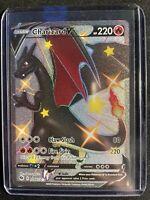 Pokemon Shiny Charizard V 079/073 Secret Rare Champion's Path MINT + 4 Promo!📈