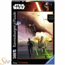 Ravensburger Star Wars Force Episode 7 Awakens 500 Piece Jigsaw Puzzle