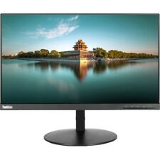 "Lenovo ThinkVision T22i-10 21.5"" Full HD LED LCD Monitor - 16:9 - Black"