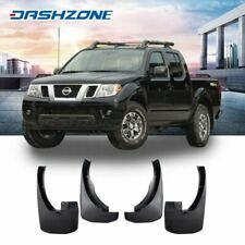 4PC Front Rear OE Style Splash Mud Guards Flaps Fit 2005-2016 Nissan Frontier