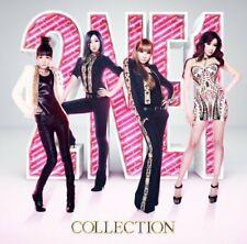 USED CD 2NE1 COLLECTION (CD + 2DVD)