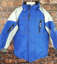 OLd Navy Ski Snowboard Winter Jacket Child Boy Size 4 Snow Protetor Blue