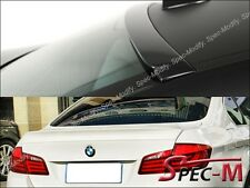Painted AC Style Trunk Lip Roof Spoiler Wing For BMW 2011+ F10 528i 535i 550i M5