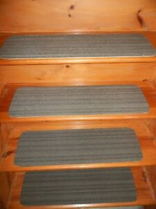 """14 Step Indoor/Outdoor Stair Treads Staircase Step Rug Carpet  9'' x 30"""""""