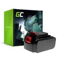 GC Akku für Black & Decker GTC650 GTC650L GTC800L (3Ah 18V)