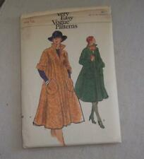 Vintage Womens Sewing Pattern Dress 80's Vogue 9291