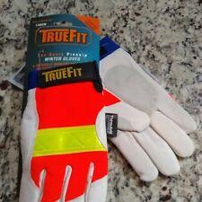 Tillman Truefit Top Grain Pigskin Winter Work Gloves Size Med