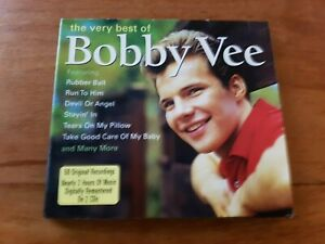 Bobby Vee - Very Best of [One Day] (2012) (2 CDs)