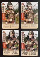 Raiders of Scythia Huntress and Stableman Promo Cards NEW