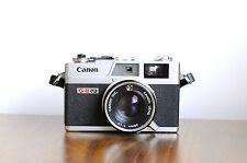 CANON Canonet QL17 G-III QL, 35mm Rangefinder Camera  * User Condition, No Meter