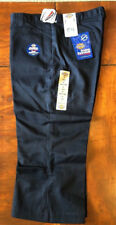 New Dickies Girls School Uniforms Capri Tab Pocket Size 20 Dark Navy